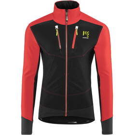 Karpos Alagna Jacket Men flame scarlet/black